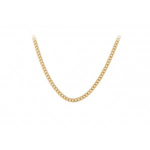 Solid Necklace Short